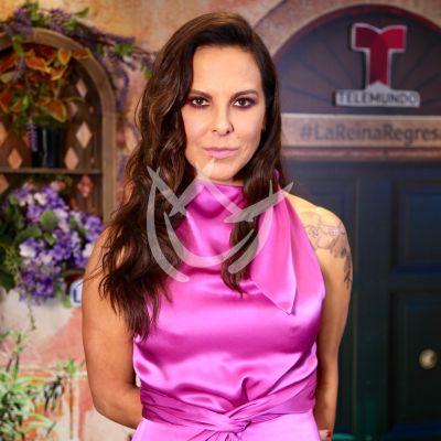 Kate del Castillo no cree en el fracaso