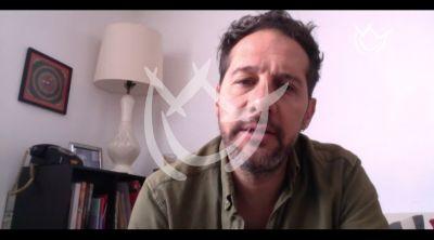 VIDEO: Ricardo Reynaud está agusto con Angelique Boyer