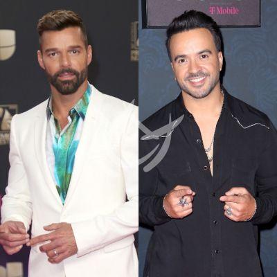 Ricky Martin y Luis Fonsi aplauden plan de Joe Biden para salvar Puerto Rico