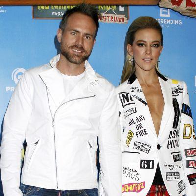 Fernanda Castillo y Erik Hayser tendrán un niño