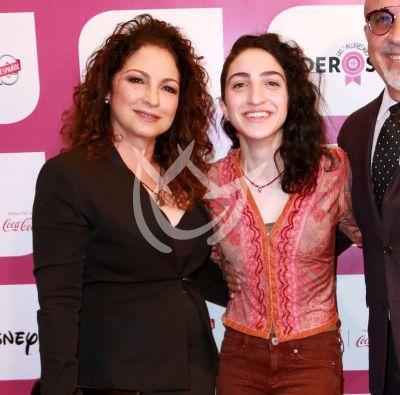 Gloria Estefan no hablaba de la homosexualidad de su hija