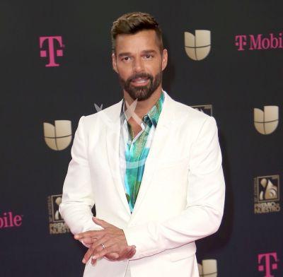 Premiarán labor de Ricky Martin por el covid