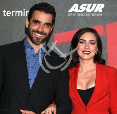 Marcus Ornellas quiere dos bodas con Ariadne Díaz
