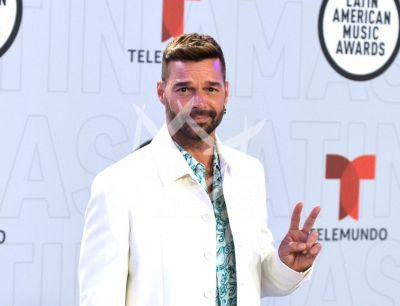 Ricky Martin: Mi papá me animó a salir del closet