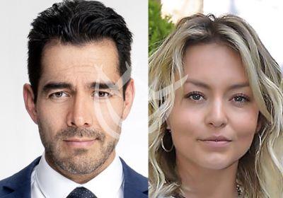 VIDEO: Cuando Adrián Uribe le 'escribió' a Angelique Boyer 'Ya eres mía'