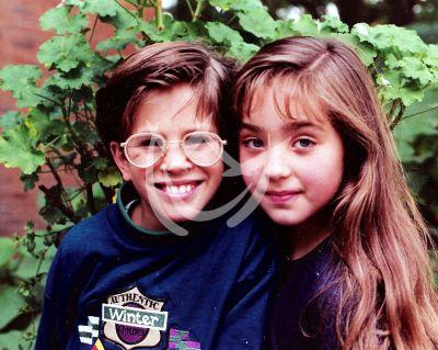Felipe y Anahí son Angeles