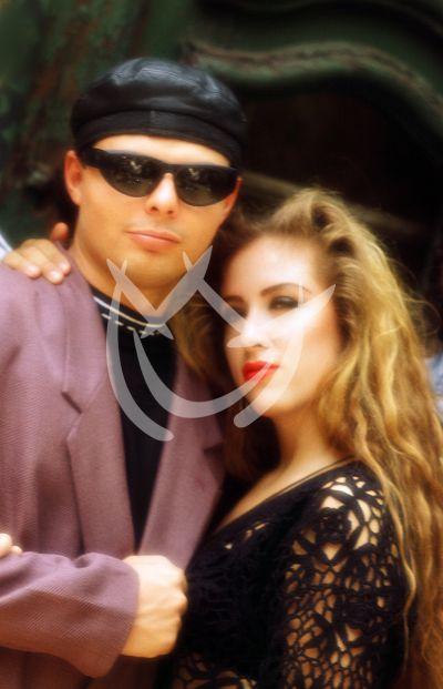 Claudio y María, 1990