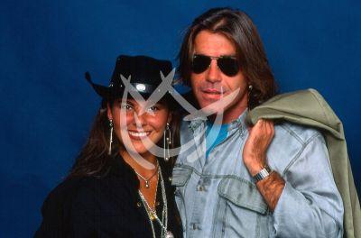 Kate del Castillo y Fernando Ciangherotti 1992