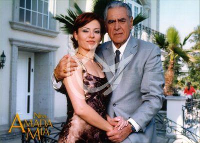 Mercedes Molto y Eric del Castillo