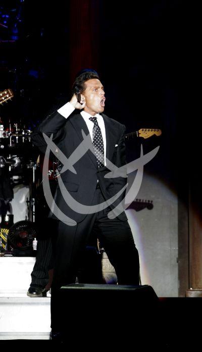 Luis Miguel ¡en vivo!