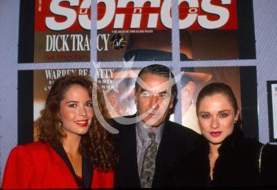 Mariana, Enrique y Leticia, 1990