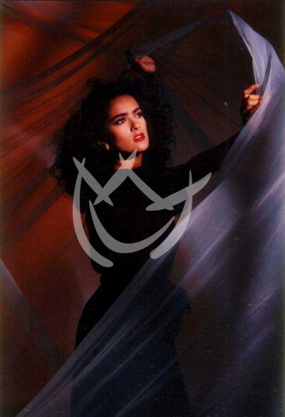 Salma en 1990