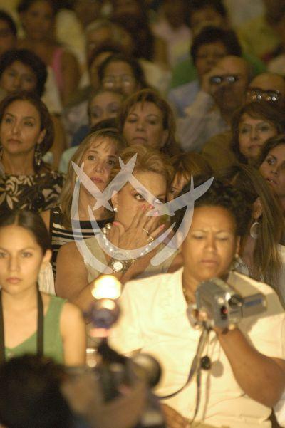 Talina Fernández llora a Mariana