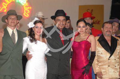 Elenco de Salón México