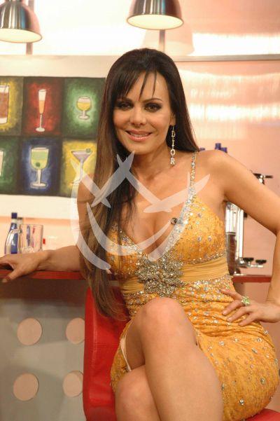 Maribel Guardia, 46
