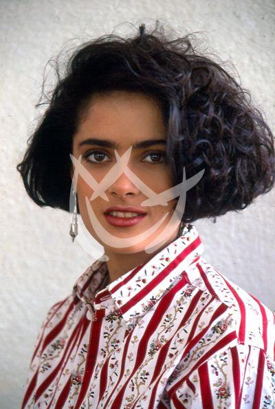 Salma en 1989