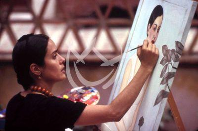 Salma es Frida