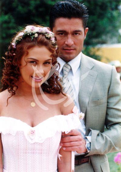 Aracely y Fernando 2002
