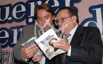 Emilio Azcárraga y Roberto Gómez