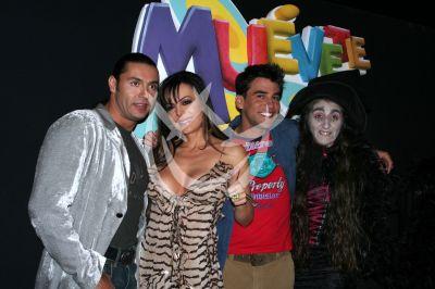 Maribel  y Latin Juntos en TV