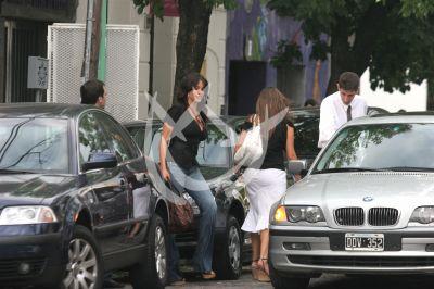 Sofía ¡desesperada! en Buenos Aires