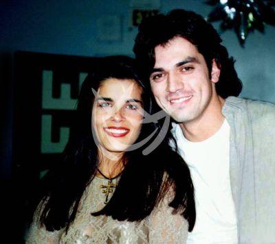 Jorge Salinas y Adriana Cataño