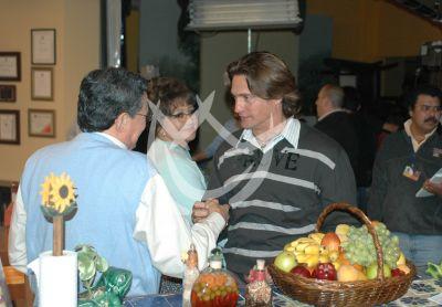 José José, Angélica María y Juan Soler