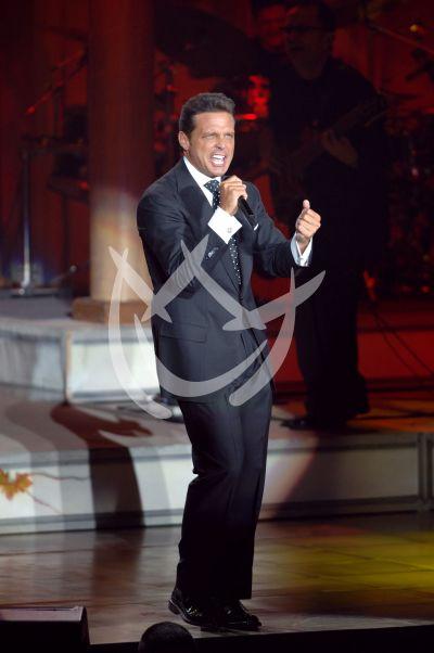 Luis Miguel, en concierto