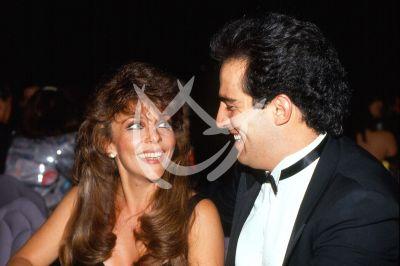 Verónica Castro y Omar Fierro 1990