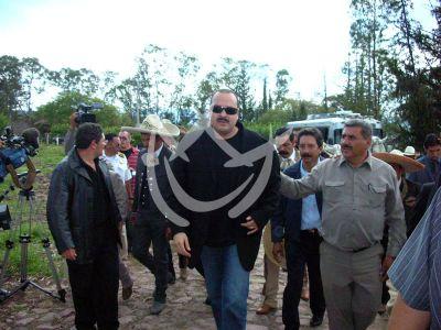 Antonio Aguilar Entierro