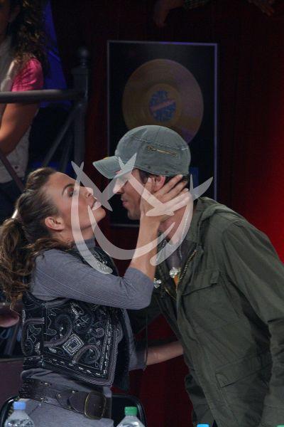 Enrique Iglesias y Sasha 2007