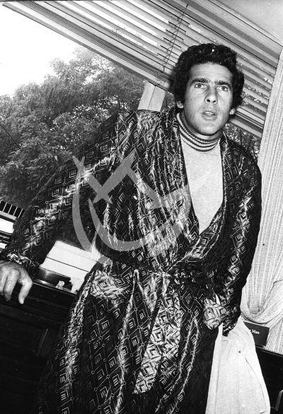 Andrés García, 1971