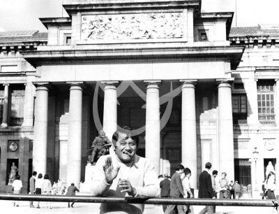 Manzanero en Madrid