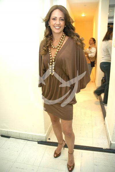 Andrea Legarreta 2008