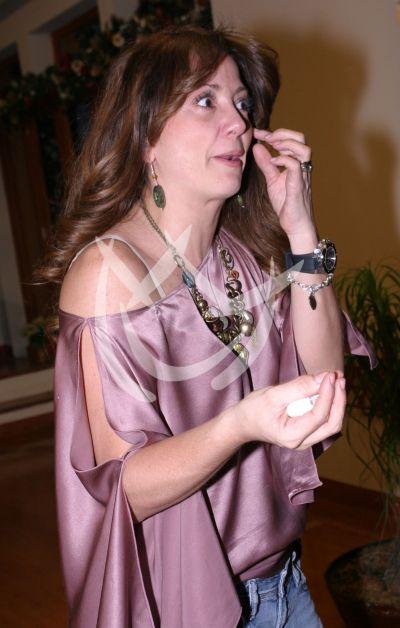 Andrea Legarreta adiós