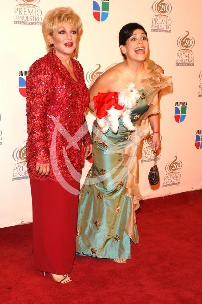 Premio Lo Nuestro 2008: Extravagantes