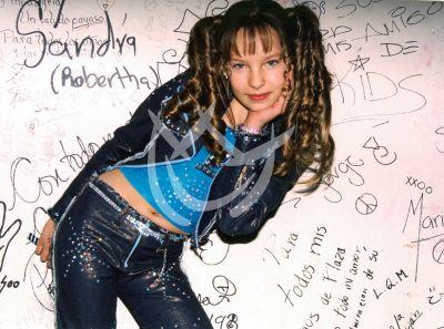 Belinda 11 años