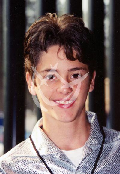 Christopher Uckermann 14 años