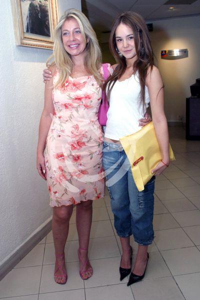 Ernestina Sodi y Camila Sodi