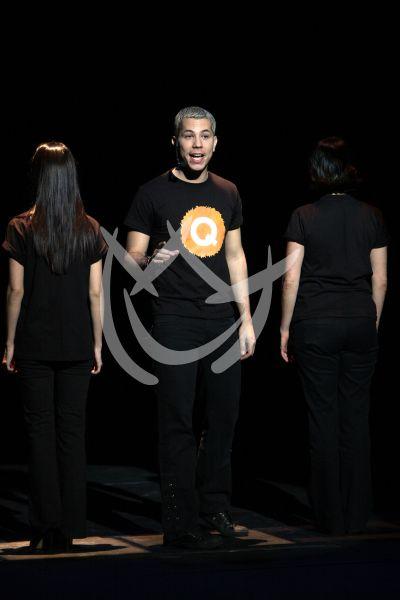 Cristian en musical