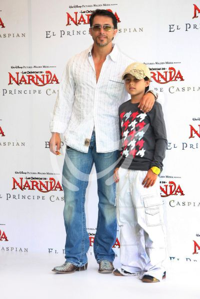 Sergio Mayer, papá
