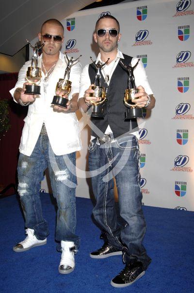 Wisin y Yandel ganadores de PJ