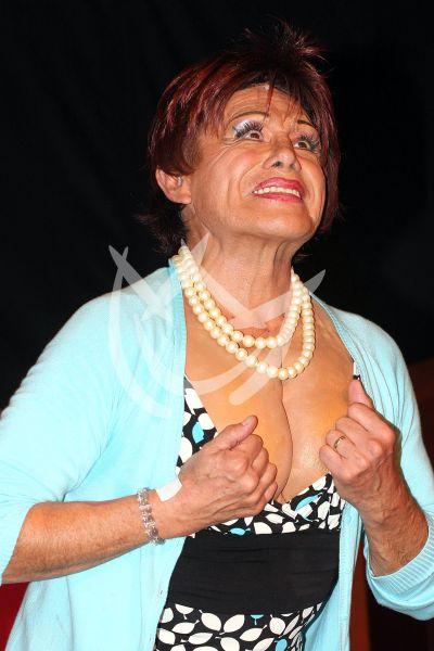 Héctor Suárez ¡gran señora!