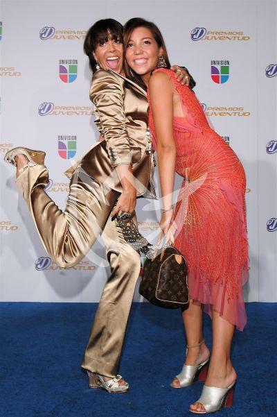 Alejandra Guzmán e hija Frida Sofía