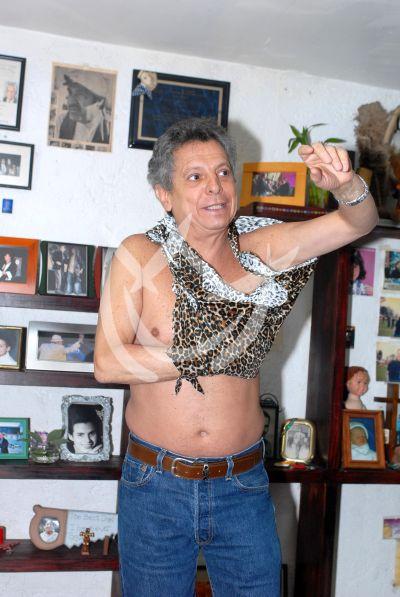 César Bono ¡cavernícola!