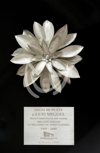 Reconocimiento Luis Miguel