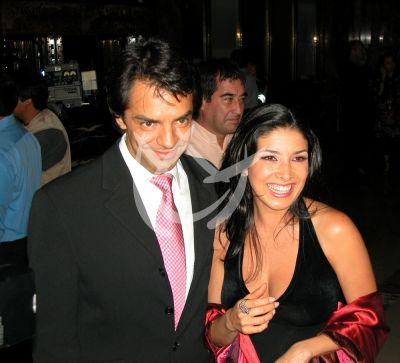 Eugenio Derbéz y Dalilah Polanco ¡out!