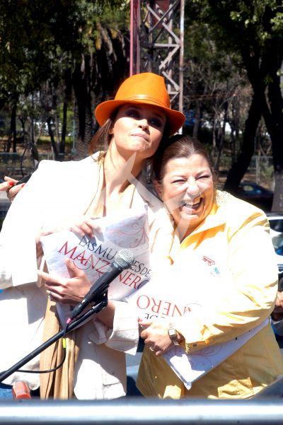 Shaila y Margarita