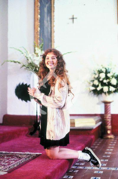 Thalía es María la del Barrio