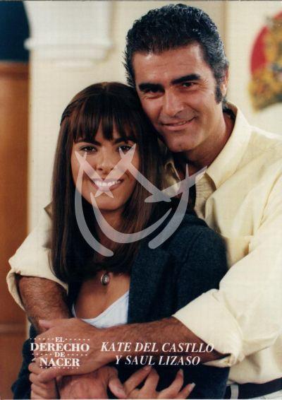 Saúl Lisazo y Kate del Castillo